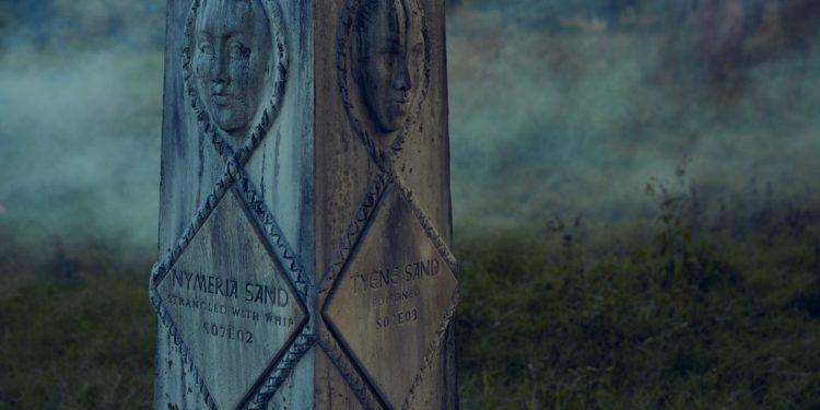 GAme of Thrones groblje/Photo:  Centennial Park