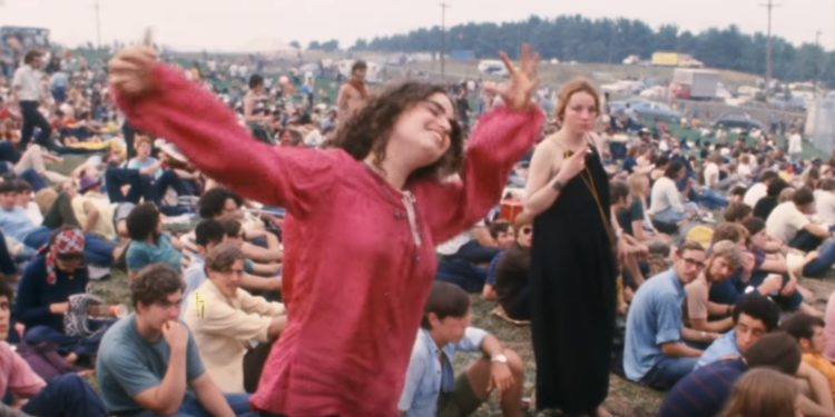 Woodstock/Photo: YouTube printscreen