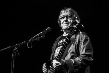 Bil Vajman/Photo: facebook@BillWymanOfficial