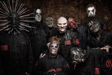 Slipknot/Photo; facebook@slipknot