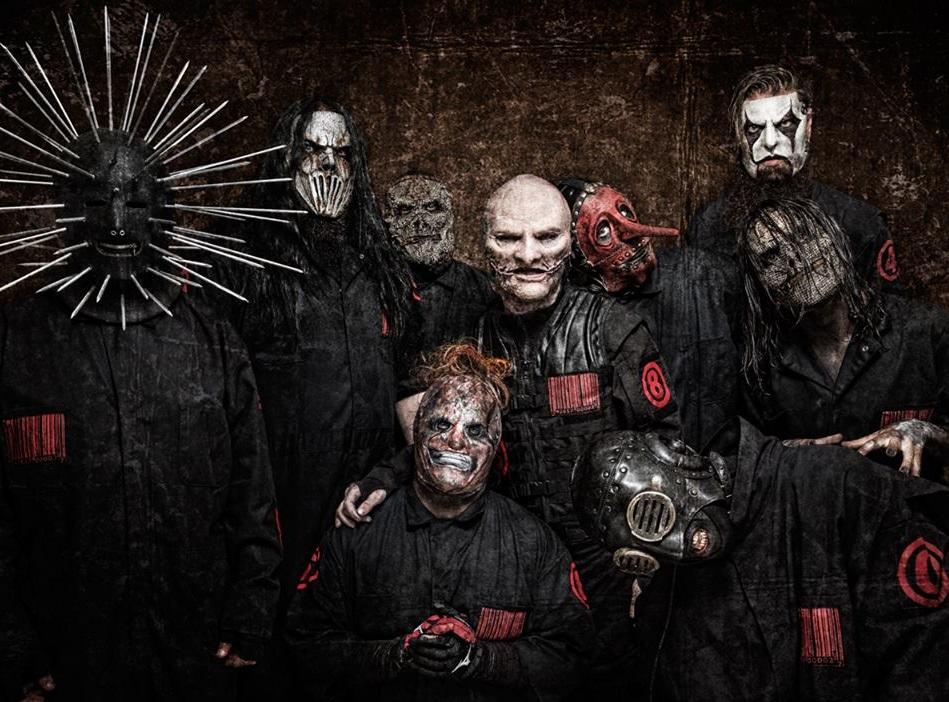 Slipknot/Photo; facebook@slipknot