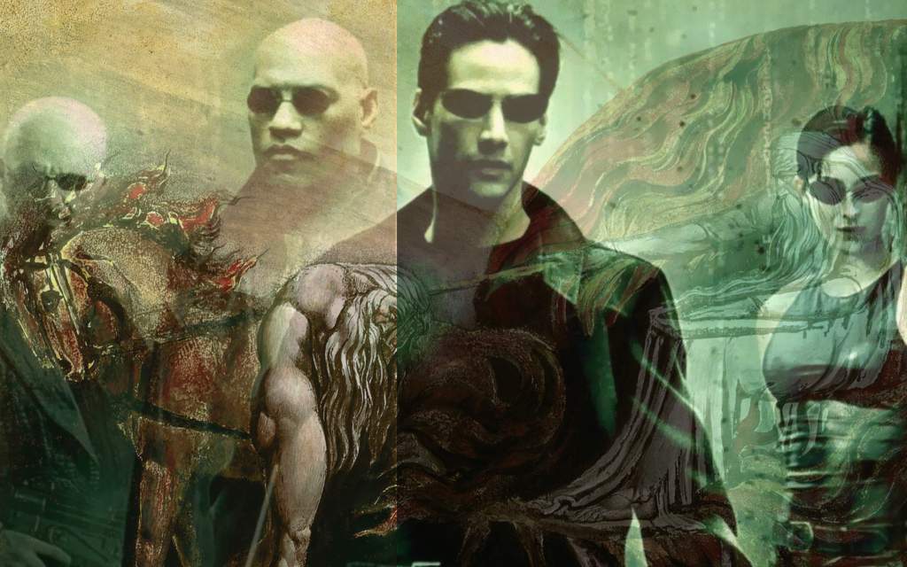 Matrix, promo