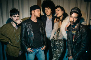 The Black Lips/Photo: facebook@theblacklips