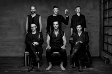 Rammstein/Photo: facebook@Rammstein/Olaf Heine