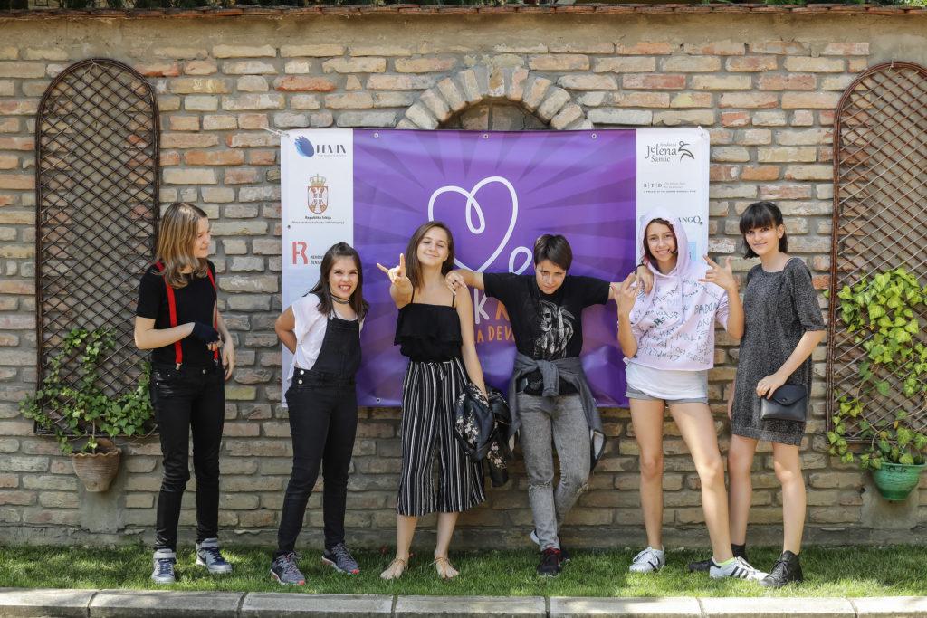 Photo: Promo (Rok kamp za devojčice)