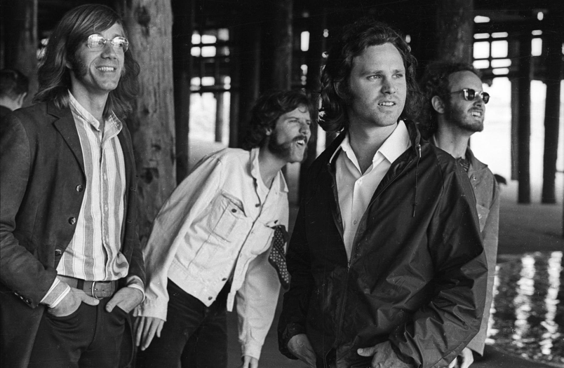 The Doors/ Photo: Facebook@thedoors