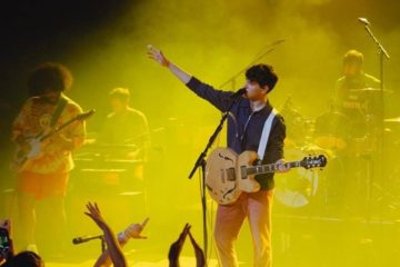 Vampire Weekend/Photo: facebook@VampireWeekend