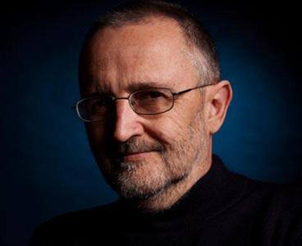 Zoran Živković/Photo: Solaris knjižara