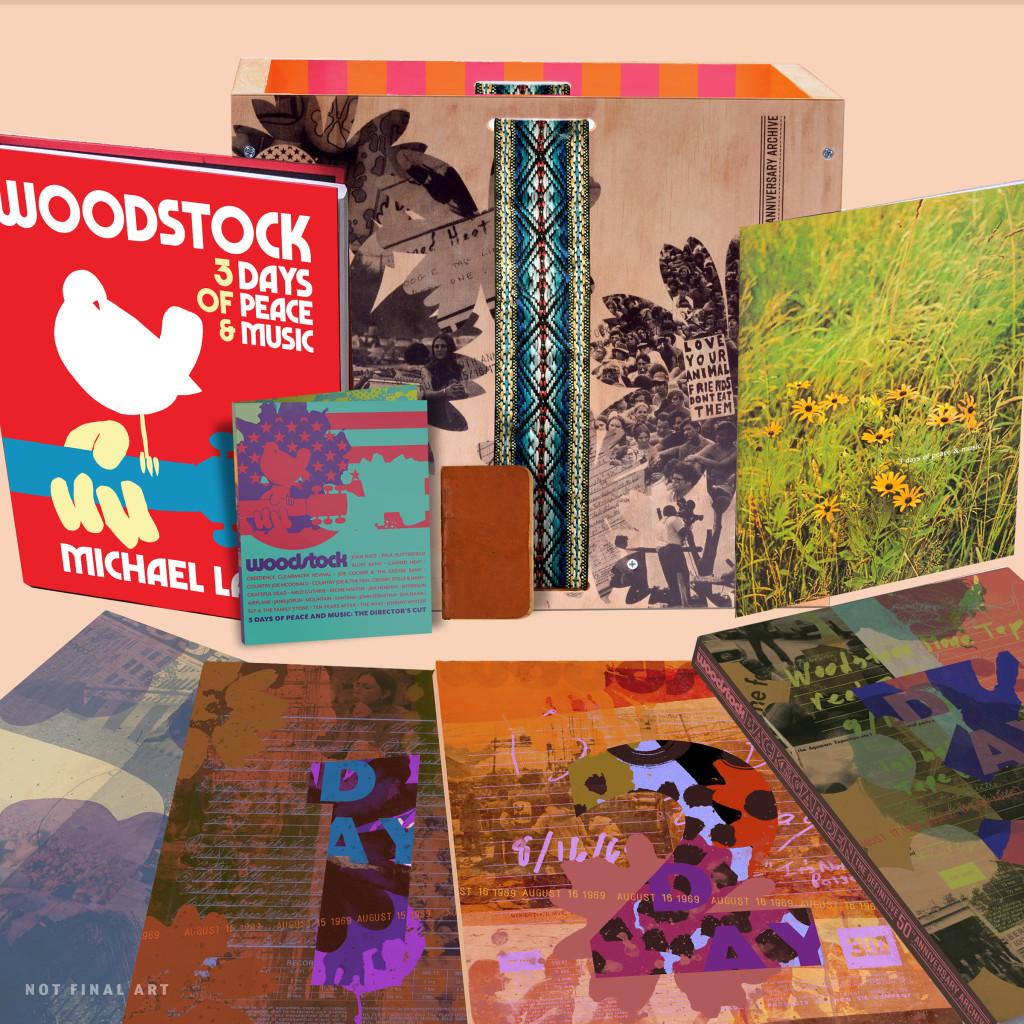 Woodstock Deluxe Box