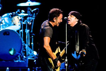 Bruce Springsteen & The E Street Band/Photo: YouTube printscreen