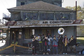 The Hot 8 Brass Band/ Photo: Promo (Melissa Fargo)