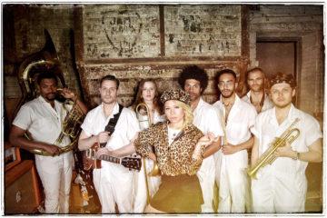 Brass Against the Machine/Photo: Promo