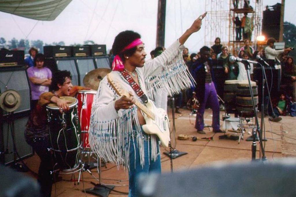 Džimi Hendriks, Woodstock/Photo: YouTube printscreen