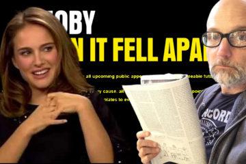 Natali Portman i Mobi