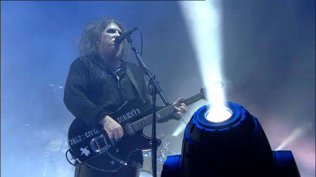The Cure/Photo: YouTube printscreen