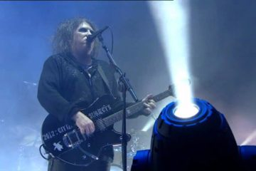 The Cure/Photo:  YouTube printscreen