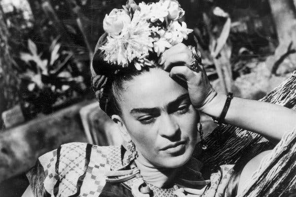 Frida Kalo, artwork