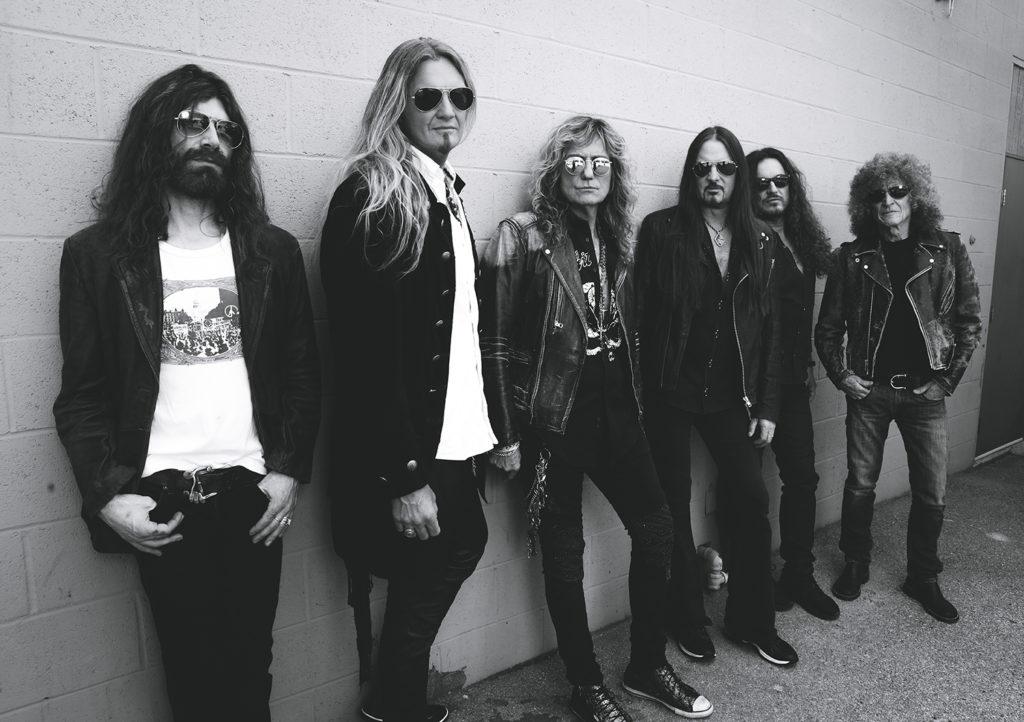 Whitesnake/Photo: promo Long Play