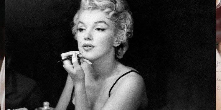 Merilin Monro/Photo: facebook@MarilynMonroe