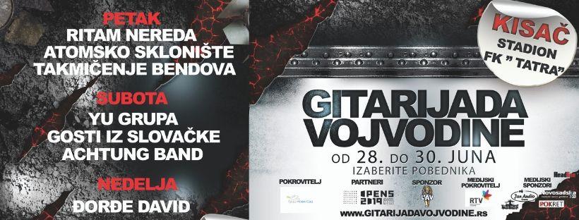 Photo: Promo (Gitarijada Vojvodine)