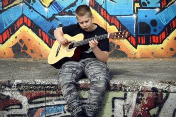 Aleksa/ Photo: Promo (Zid Mortal)