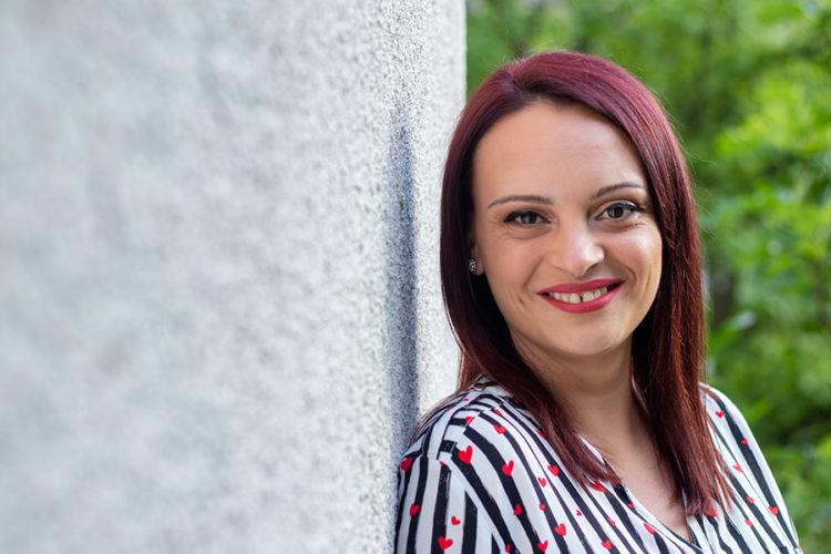 Marina Pešić/ Photo: Atila Sabo
