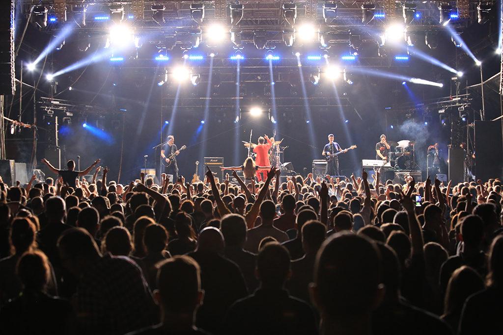 Nele Karajlić/ Photo: Zoran Lazarevic Laki (Arsenal fest))