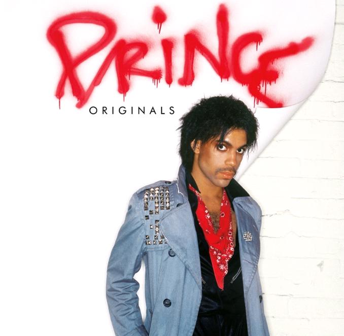 Prince Origilals, cover