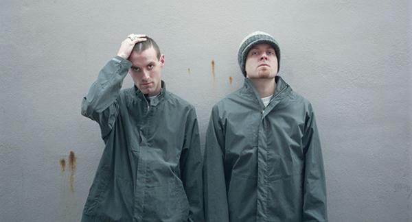 James Lavelle & DJ Shadow/ Photo: Promo (Donald Milne, Festival evropskog filma Palić)