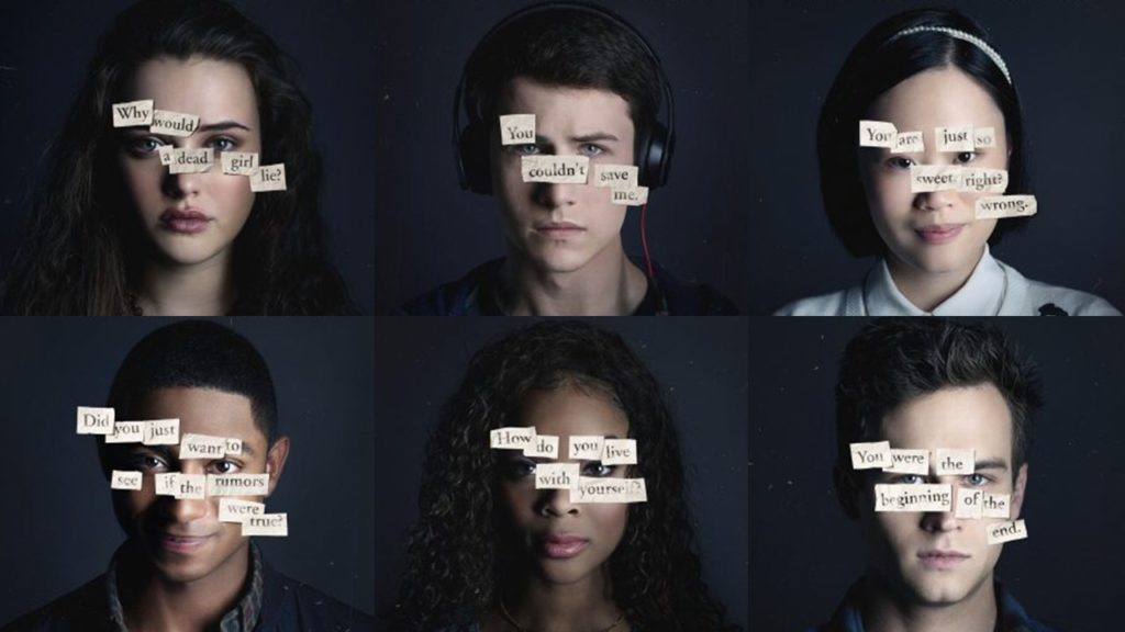 13 Reasons Why, promo