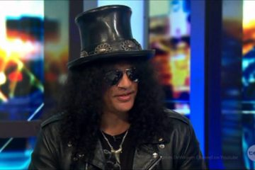 Slash/Photo: YouTube printscreen