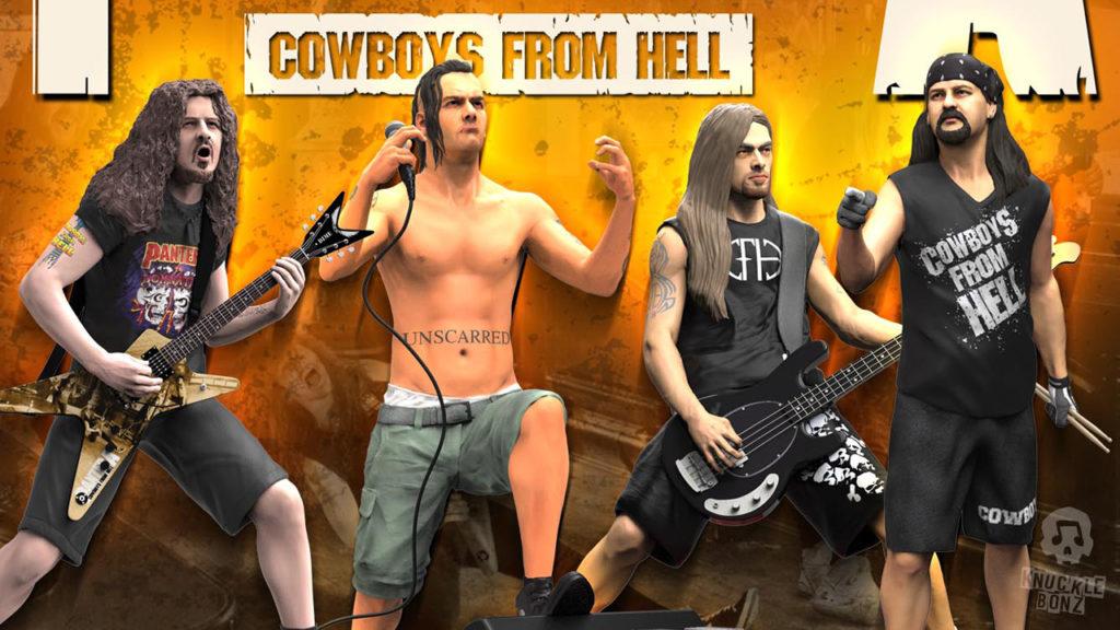 Pantera, Cowboys From Hell