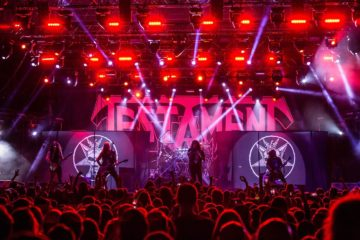 Testament/ Photo: Zoran Lazarevic Laki  (Arsenal fest)