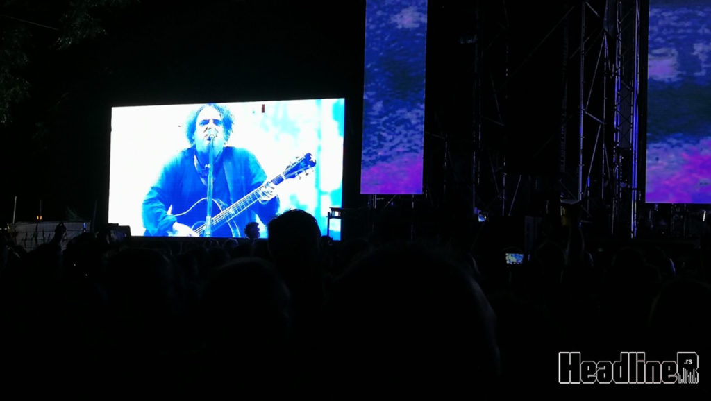 The Cure/Photo: headliner.rs