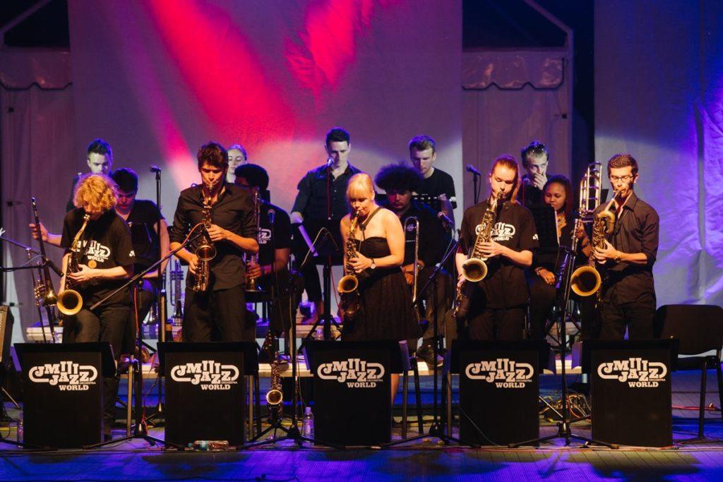 JM Jazz World Orchestra/Photo: facebook@JMJazzWorldOrchestra