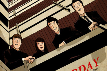 The Beatles, strip Yesterday