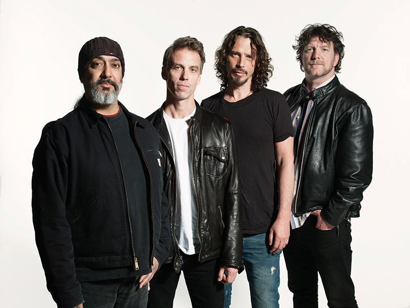 Soundgarden/Photo@Soundgarden