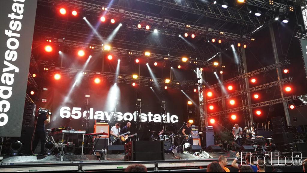 65daysofstatic/Photo: headliner.rs
