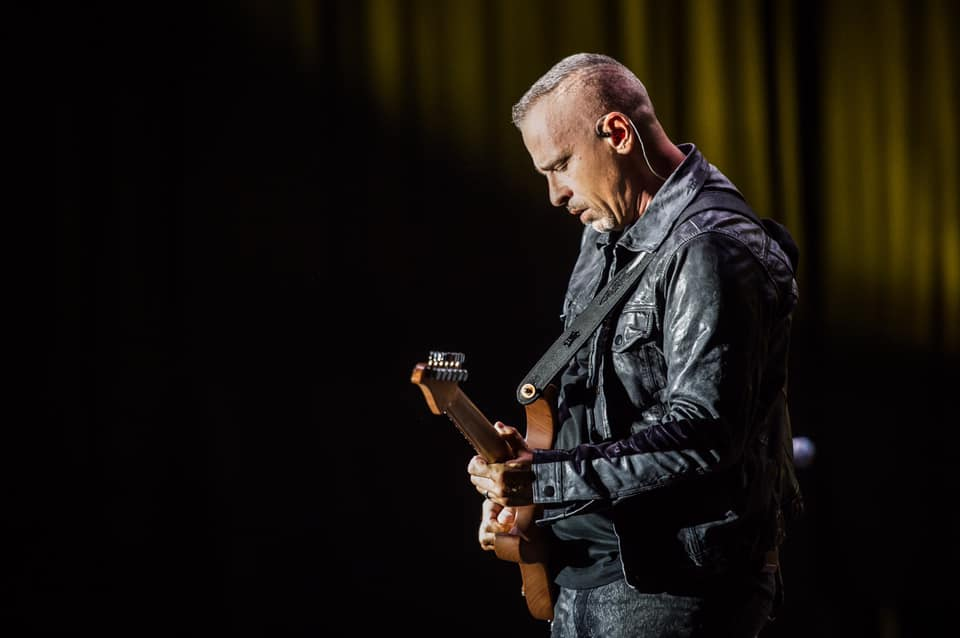 Eros Ramacoti/Photo: facebook@ramazzotti.eros.official