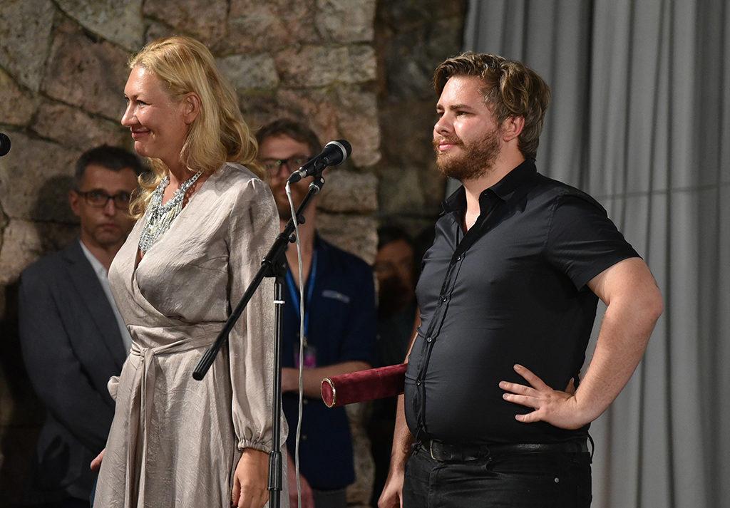Ana Maria Rossi i Mišo Antadze/ Photo: Promo (Festival evropskog filma Palić)