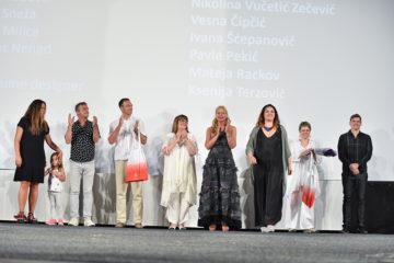 Ekipa filma Ajvar/ Photo: Promo (Festival evropskog filma Palić)