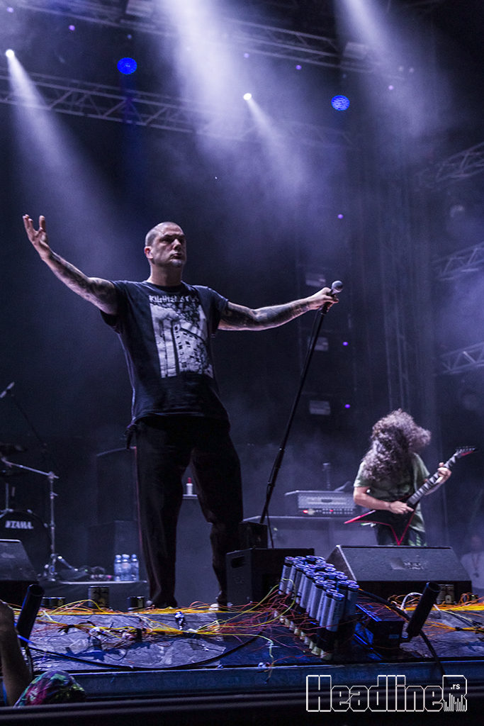 Phil Anselmo & The Illegals/ Photo: AleX
