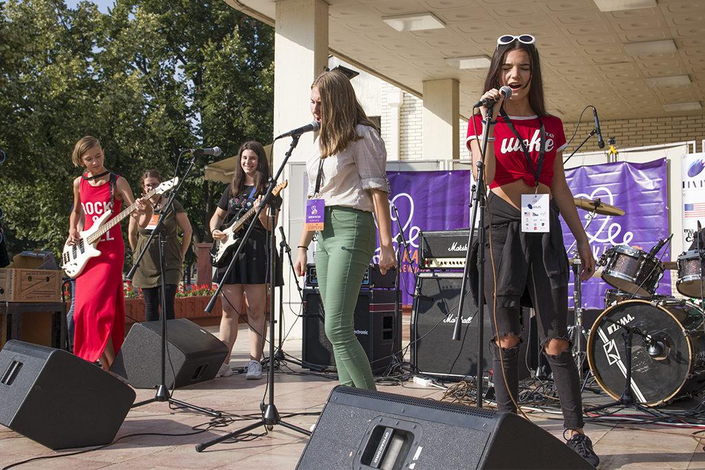 Rok kamp za devojčice/ Photo: Promo (AleX)
