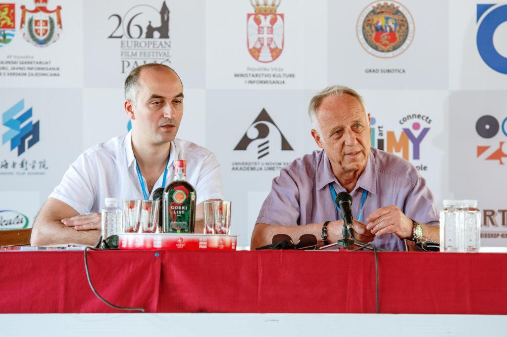 Miljen Kljaković Kreka/ Photo: Ivica Vojnić