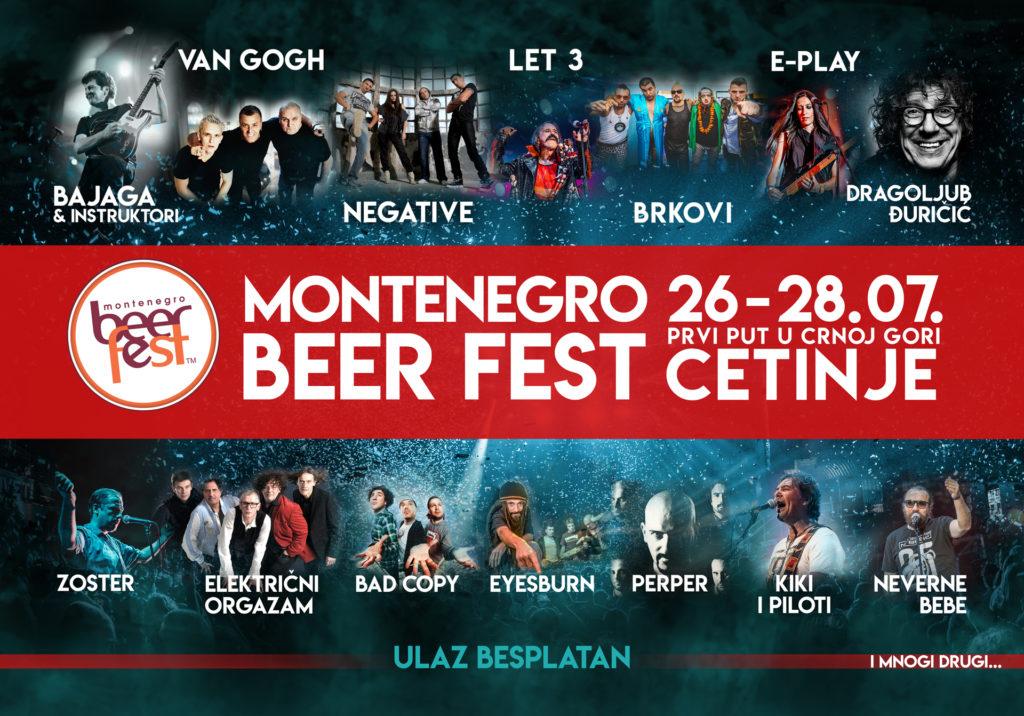 Montenegro Beer Fest 2019