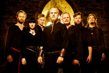 Wardruna/ Photo:  Ester Segarra (CMS)