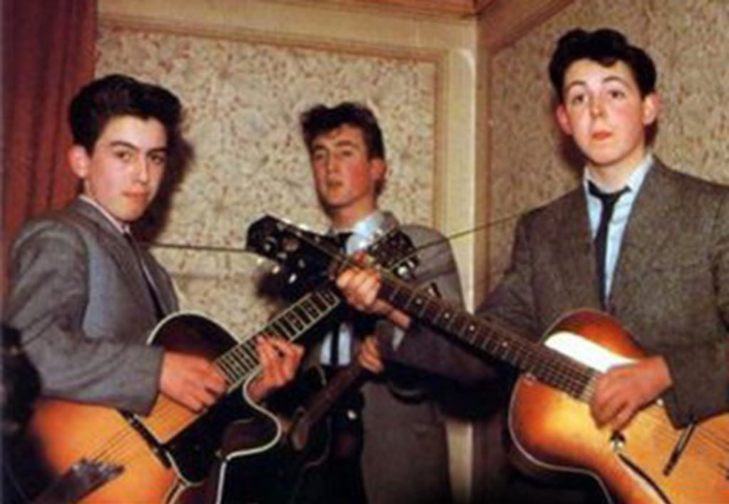 The Beatles/Photo: Pinteres.com