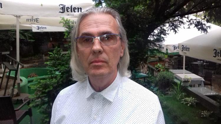 Dejan Manojlović, direktor Sokoja/Photo: Sokoj promo