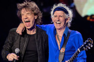 The Rolling Stones/Photo: facebook@therollingstones