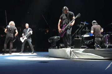 Metallica/Photo: YouTube printscreen